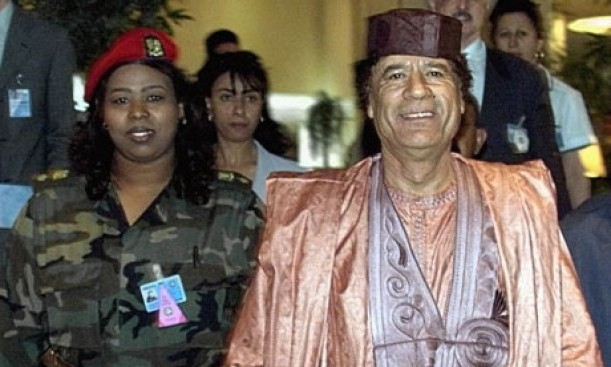 Qaddafi's Path of Self-Destruction
